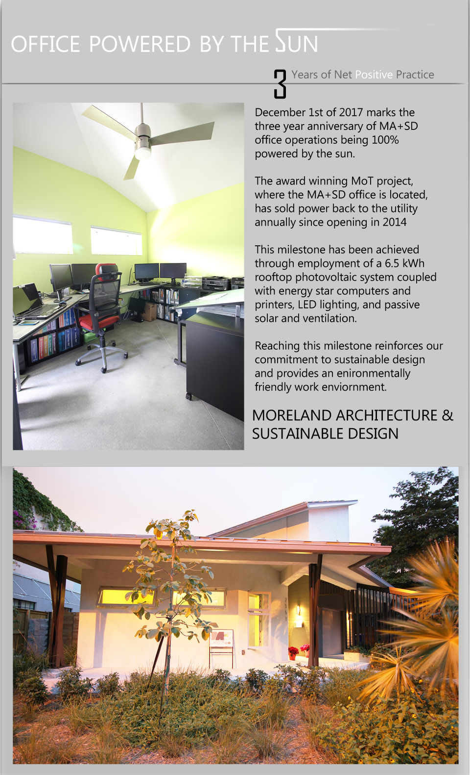 S D Home Design Llc Part - 34: News | Moreland Architecture And Sustainable Design | Miami, Florida